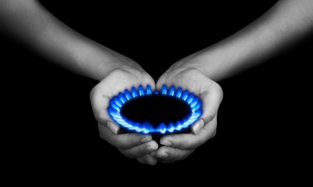 gas Stock Photo - 17370077