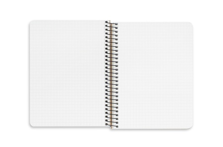 Notebook Stock Photo - 17462635