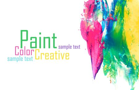 Color Paint Stock Photo - 17461893
