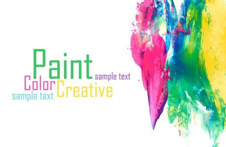 Color Paint Stock Photo - 17461893