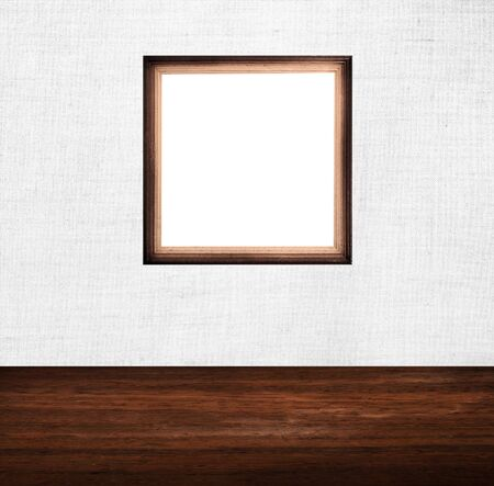 Interior picture frames on wall Stock Photo - 17484224