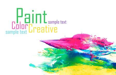 Color Paint Stock Photo - 17579818
