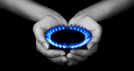 gas Stock Photo - 17579882