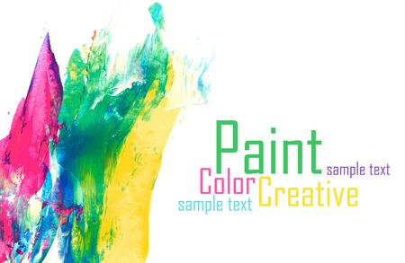Color Paint Stock Photo - 17822948
