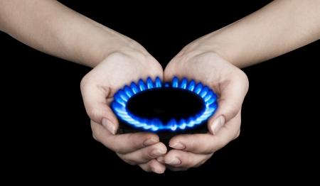 gas Stock Photo - 17832905