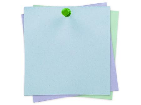 Sticky Note photo