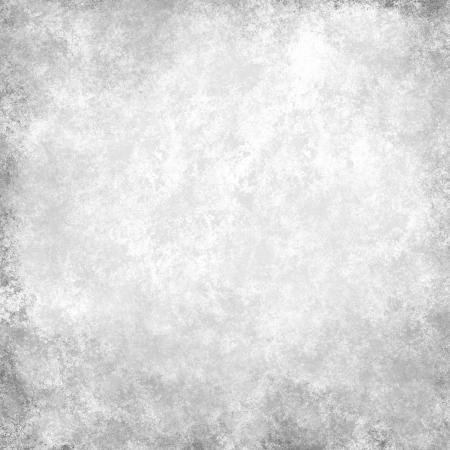 zwarte en witte achtergrond met zwarte accent licht op grens en vintage grunge achtergrond textuur perkament papier, abstracte grijze achtergrond van wit papier doek zwarte textuur, monochrome achtergrond Stockfoto