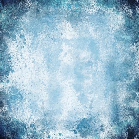 abstract blue background light color vintage grunge background texture design photo