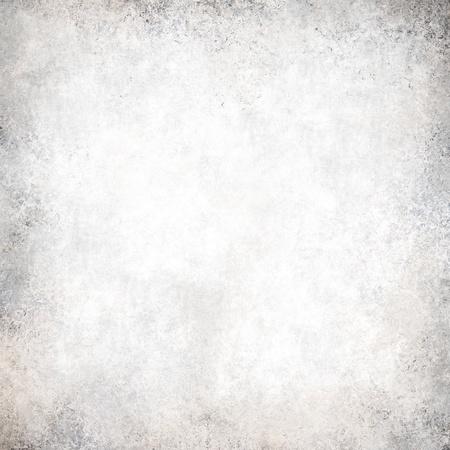 abstracte witte achtergrond grijze kleur vintage grunge achtergrond textuur, ijzig zilveren achtergrond, luxe Kerst licht ontwerp achtergrond, monochroom zwart-wit afdrukken in kleur, oud wit papier