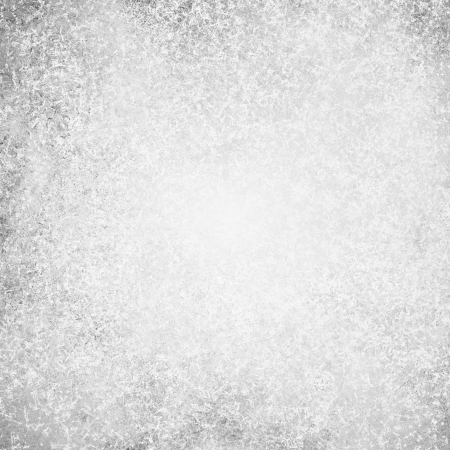 abstract white background gray color vintage grunge background texture, frosty silver background, luxury Christmas light design background, monochrome black and white color printing, old white paper Stock Photo - 22117076