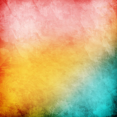 colourful: Grunge background