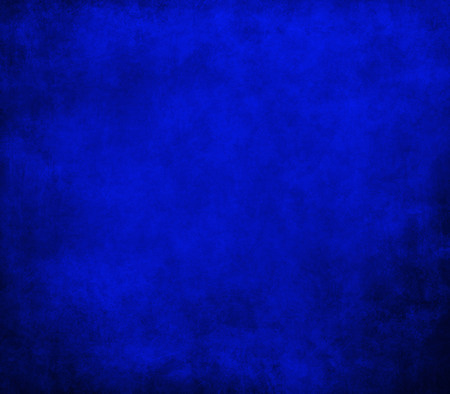 Fondo azul royal borde negro, color azul fresco cubierta fondo libro de época grunge textura de fondo, fondo degradado abstracto, papel azul plantilla de lujo folleto negro, pintura de pared azul Foto de archivo - 28304404