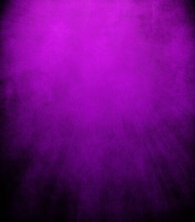 violet purple: Grunge illustration useful as a background Stock Photo