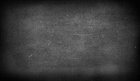 abstract black background, old black vignette border frame on white gray background, vintage grunge background texture design, black and white monochrome background for printing brochures or papers Stock Photo
