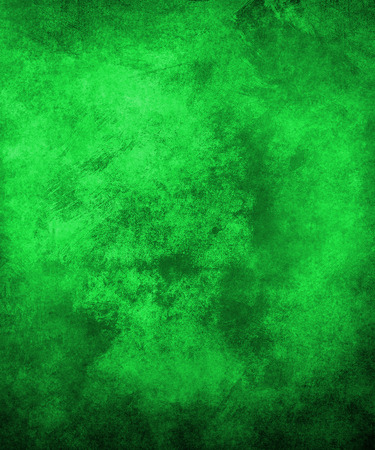 bright green background with old black and light shading border design photo