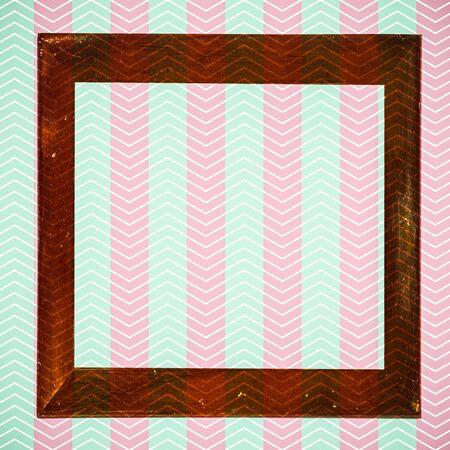tableau: Vintage picture frame
