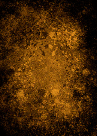 metalic texture: brown background old metal texture Stock Photo