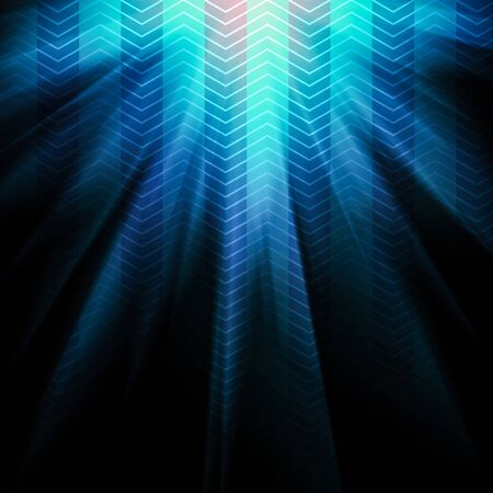 creative force: Abstract blue background Stock Photo
