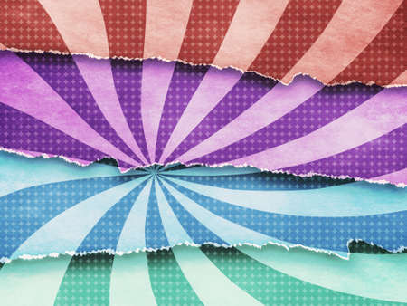 paper background: Torn paper background