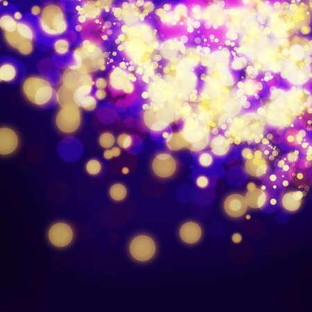 festive: Purple Festive Christmas background Stock Photo