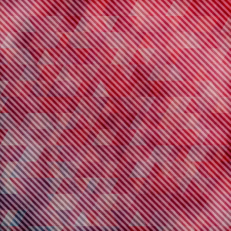 stripe: Red paper with stripe