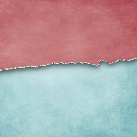 folded paper: Torn paper background