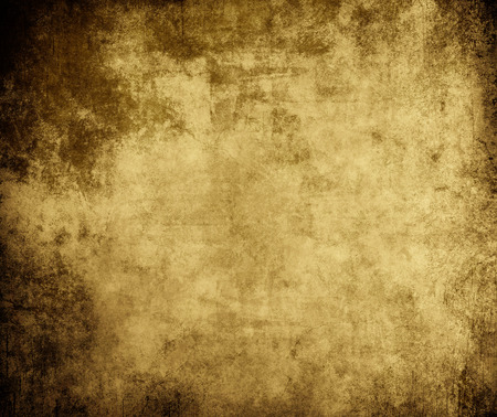 beautiful brown background illustration design with elegant dark brown vintage grunge background abstract texture and black vignette frame on border for ad or brochure template, old brown paper