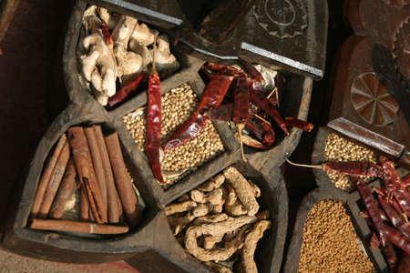spice: Spice box