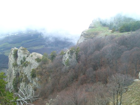 Crimean mountains photo
