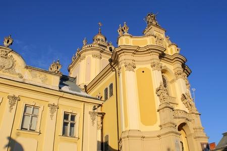 lviv: Cathedral of Saint Yura, Lviv