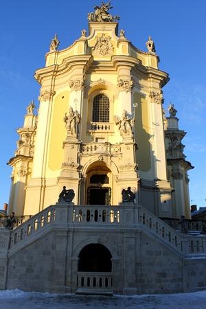 Cathedral of Saint Yura, Lviv