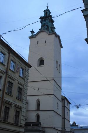 lviv: Latin Cathedral in Lviv