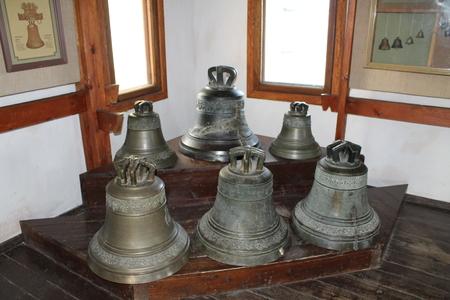 campanas: campanas Foto de archivo