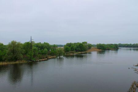 ukraine: River Psyol in Ukraine