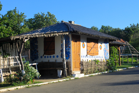 authentic: Ukrainian small authentic cafe