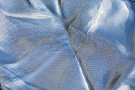silver background: Silver satin background