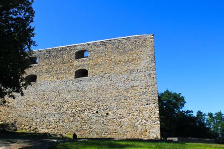 bulwark: Bastion hetman Doroshenko in Chigirin, Ukraine