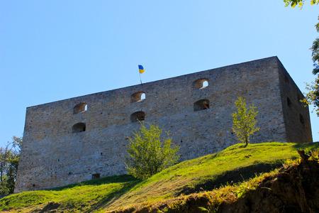 bastion: Bastion hetman Doroshenko in Chigirin, Ukraine