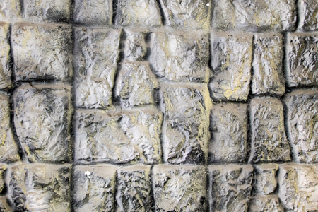 solid: Background of the stone wall