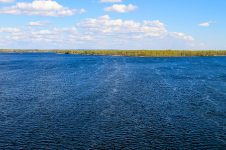 View on the river Dnieper