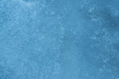 Texture of the ice surface. Winter background Imagens