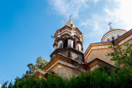 Armenian Apostolic Church Surb Christ Amenaprkich (Saint Saviour) in Batumi, Georgia