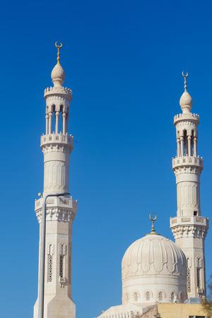 ¡moschea centrale di Hurghada, Egitto