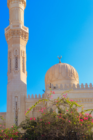 Ð¡entral mosque in Hurghada, Egypt