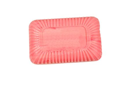 Soap bar isolated on the white background 写真素材