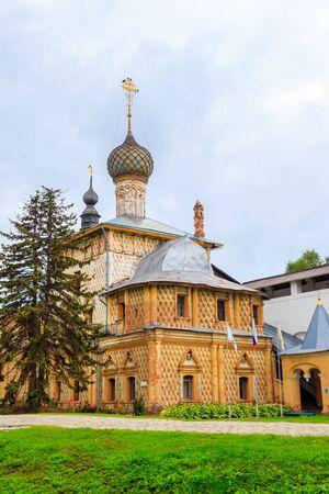 Church of Hodegetria in Rostov Kremlin, Russia