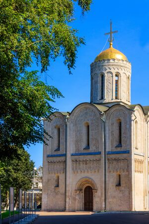 Cathedral of St. Demetrius in Vladimir, Russia