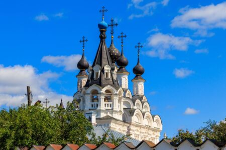 Cathedral of the Annunciation of the Blessed Virgin Mary in Annunciation Monastery in Murom, Russia Stock Photo
