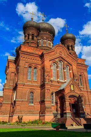 Vvedensky convent in Ivanovo, Russia