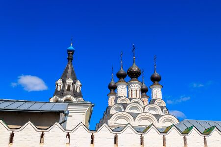Cathedral of the Annunciation of the Blessed Virgin Mary in Annunciation Monastery in Murom, Russia 版權商用圖片